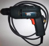 "Black and Decker 3/8"" Variable speed Corded Electric Drill in Orland Park, Illinois"