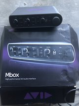 Avid Mbox High-performance 4x4 Audio Interface in Camp Pendleton, California