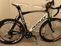 Ridley Noah SL Carbon Fiber SRAM RED 22 Equipped in Tacoma, Washington