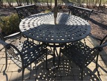 Metal Patio Set in St. Charles, Illinois