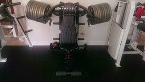 Pro gym super shoulder machine (weights not included) in Camp Pendleton, California