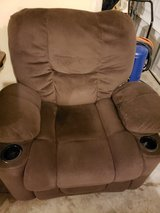 BROWN RECLINER in Clarksville, Tennessee