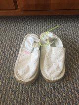 New!  Old Navy Girls Eyelet Summer Shoes Espadrilles Sz 3T in Bolingbrook, Illinois