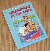 Vintage 1990 Grandmas at the Lake An I Can Read Level 2 Hard Cover Book in Plainfield, Illinois