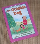 Vintage 1993 The Outside Dog Level 3 I Can Read Hard Cover Book in Plainfield, Illinois