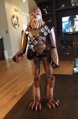 Large Chewbacca Figure in Joliet, Illinois