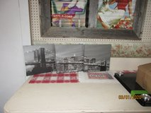 Set of 3 pictures in Alamogordo, New Mexico
