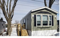 REMANUFACTURED HOME-ONLY 2-1/2 Yrs. Old-WHEELCHAIR/CARRIAGE RAMP in Great Lakes, Illinois