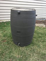 Rain Barrel in Chicago, Illinois