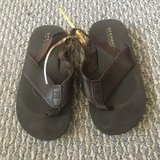 New!  Boys Sperry Sandals Sz 11/12 in Chicago, Illinois