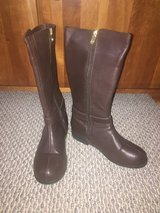 Like new!  Girls Michael Kors Tall Boots Sz 3 in Chicago, Illinois