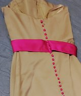 Forever Young sz4 Mint & Hot Pink Formal Dress in Shreveport, Louisiana