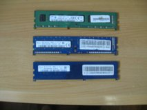 10 Gigabytes of PC3 12800U Memory in Kingwood, Texas