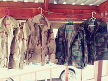 military Camo Pants & Shirts in Alamogordo, New Mexico