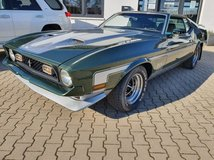 1972 Ford Mustang Mach 1 in Ansbach, Germany