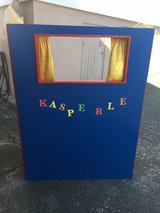 """puppet theatre 63"""" x  47"""" in Ramstein, Germany"""