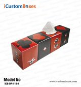 Custom tissue boxes wholesale at discounted price in Cambridge, UK