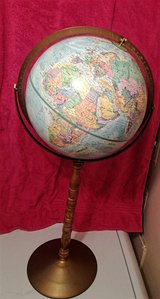 "Standing Replogle 12"" globe in DeRidder, Louisiana"