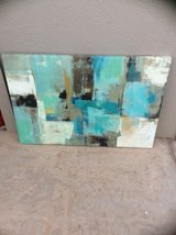 Abstract painting in Alamogordo, New Mexico