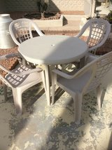 Outdoor furniture in Alamogordo, New Mexico