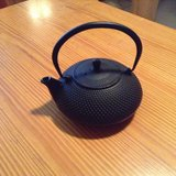 Cast Iron Tea Kettle/Excellent condition in Ramstein, Germany