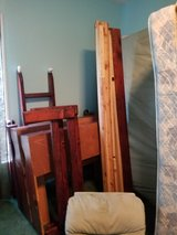 Bunkbeds real Wood in Fort Lewis, Washington