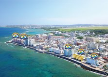 Okinawa Ocean Front Hotel & Residence (FOR LONG TERM LEASE) in Okinawa, Japan