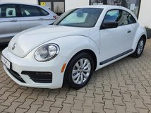 2018 Volkswagen Beetle in Ansbach, Germany