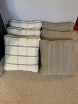 Couch pillows in Plainfield, Illinois