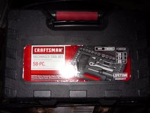 58 pc. craftsman too; set in Fort Knox, Kentucky