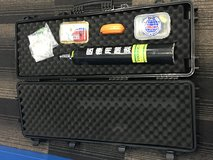 Emergency O2 kit for Scuba Divers in Okinawa, Japan