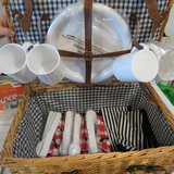 picnic basket in Fort Campbell, Kentucky