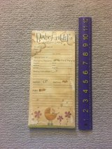 New in Package! Babysitter's Instructions Magnetic Notepad in Naperville, Illinois