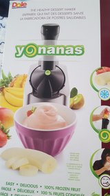 NEW YONANAS FROZEN DESRT MAKER in Beaufort, South Carolina