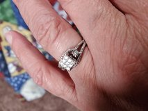 Diamond Ring sz 6 in Fort Campbell, Kentucky