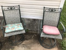 Patio chairs in Warner Robins, Georgia