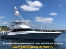 2006, 68' VIKING 68 Convertible For Sale in MacDill AFB, FL