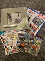 Scrapbooking Items - Stickers and Scrapbook Kit in St. Charles, Illinois