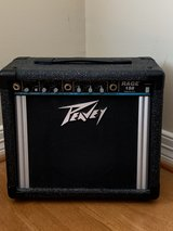 Peavey Rage 158 Guitar Amplifier in Houston, Texas