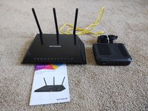 Netgear Router and Modem in Fort Belvoir, Virginia