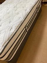 Serta Queen mattress and box spring in Okinawa, Japan