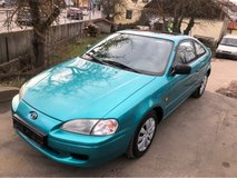 Toyota Paseo- rust free- daily driver- low miles- new inspection in Grafenwoehr, GE