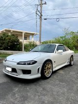 2000 Nissan Silvia Spec-R turbo in Okinawa, Japan