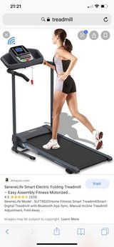 looking to buy a treadmill in Okinawa, Japan