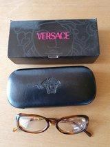 Versace glass frame in Wiesbaden, GE