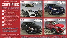 Military Autosource Certified Pre-Owned Hyundai Range in Grafenwoehr, GE