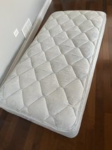 Twin size mattress in Joliet, Illinois