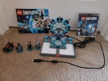 Lego Dimensions Starter Pack for Playstation 3 in Joliet, Illinois