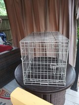 Pet cage in Kingwood, Texas