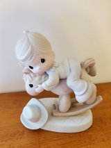 Precious Moments Take Heed When You Stand Figurine in Naperville, Illinois